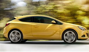 Opel Astra GTC: moc z Polski