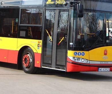Autobus miejski w Warszawie