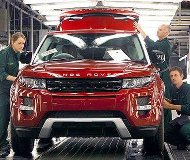 Range Rover Evoque 24 godziny na dobę