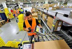 Amazon szuka pracowników. Zatrudni 12 tys. osób na czas świąt