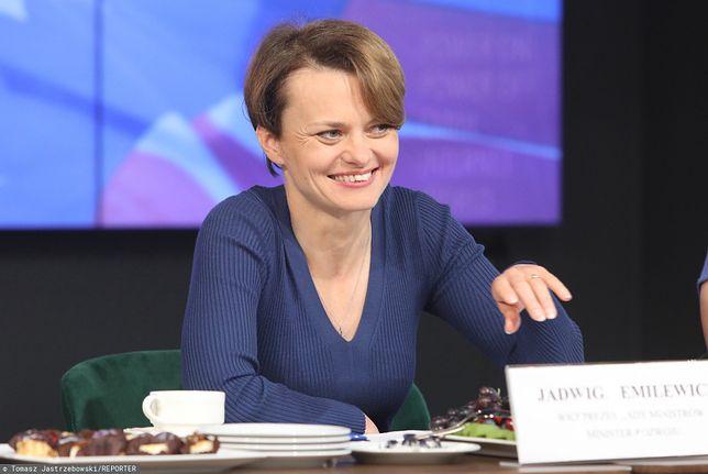 Jadwiga Emilewicz o sytuacji kobiet w Polsce