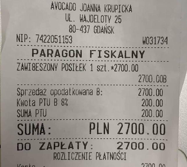 """Pamiętacie """"zawieszoną kawę""""? Tajemniczy klient w Gdańsku zawiesił posiłki za ponad 3 tys. zł"""