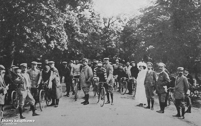 Wycieczka: Bielany rowerowo