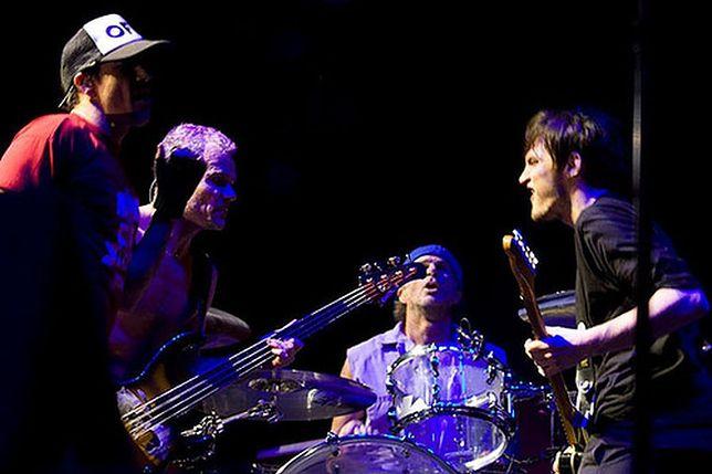 Za darmo: bilety na Red Hot Chili Peppers!