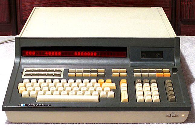 HP-9830. Zdjęcie: hpmuseum.org