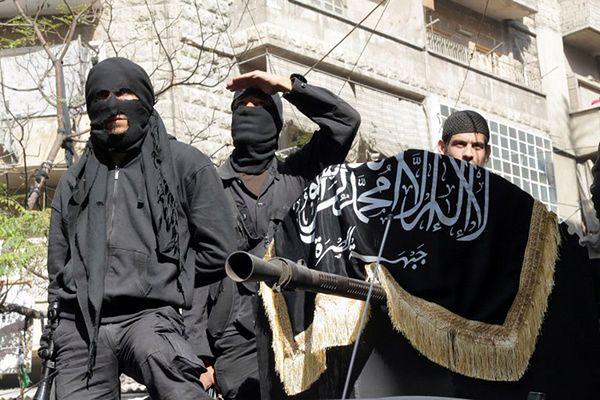 Dżihadyści w Syrii