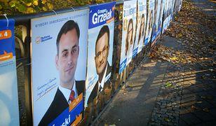 W Gdyni będzie mniej plakatów wyborczych. Miasto wprowadziło zakaz