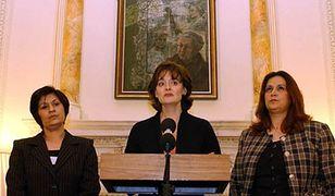 Żona Tony'ego Blaira ma grypę A/H1N1?