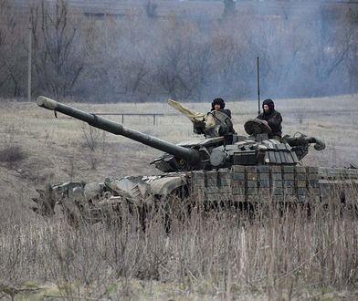 Rosyjskie czołgi zostaną na granicy z Ukrainą