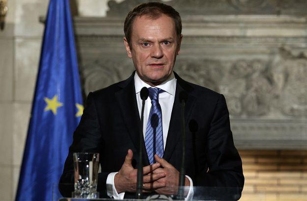 Donald Tusk o teczkach Wałęsy: odgrzewana sprawa, przykra dla wizerunku