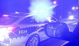 Trójmiejski pościg za skradzionym autem. Padły strzały