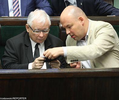 Marek Kuchciński i afera samolotowa. Jan Dziedziczak: sprawa jest troszkę podsumowaniem naszych rządów