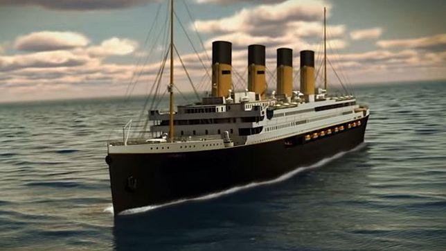 Titanic XXI w. będzie odzwierciedlał w 100 proc. swój legendarny pierwowzór