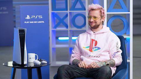 Studio PlayStation 5: Rozmawiamy z PrzeGrywem o designie i parametrach nowej konsoli Sony