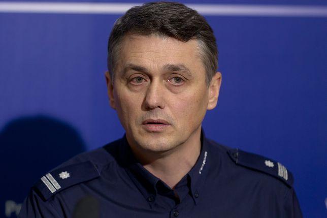 Rzecznik Prasowy Policji w Poznaniu, mł. insp. Andrzej Borowiak