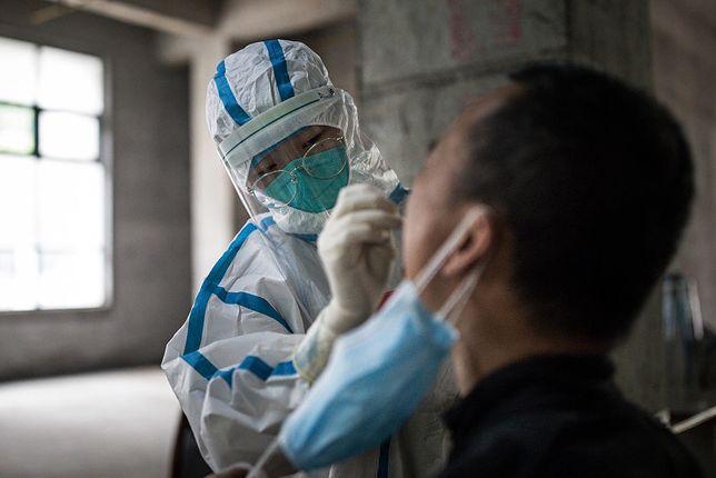 Chiny. Próbki koronawirusa były w chińskich laboratoriach już w grudniu. Władze nakazały je zniszczyć.