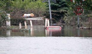 Katastrofa powodzi