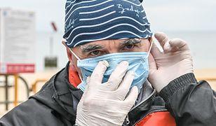 Koronawirus w Polsce. Od 16 kwietnia ma wejść nakaz zakrywania ust i nosa w miejscach publicznych