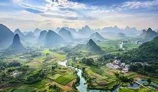 Chiny - te miejsca trzeba zobaczyć