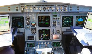 Pilotka twierdzi, że dzięki pracy czuje się wolna.