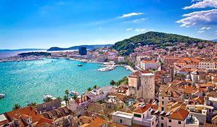 Split - turyści kochają to miasto