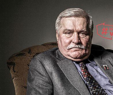 Lech Wałęsa: Gdy masz pan jedno, drugie pan tracisz