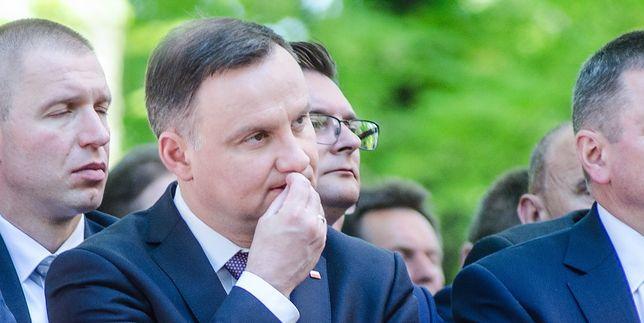 Andrzej Duda może mieć problemy z utrzymaniem swojego elektoratu