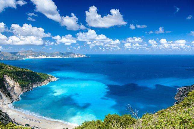 Na Kefalonii znajdziemy obłędne plaże i lazurowe morze