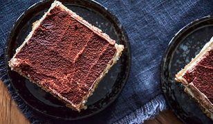 Tiramisu bez pieczenia. Smakowite ciasto we włoskim stylu