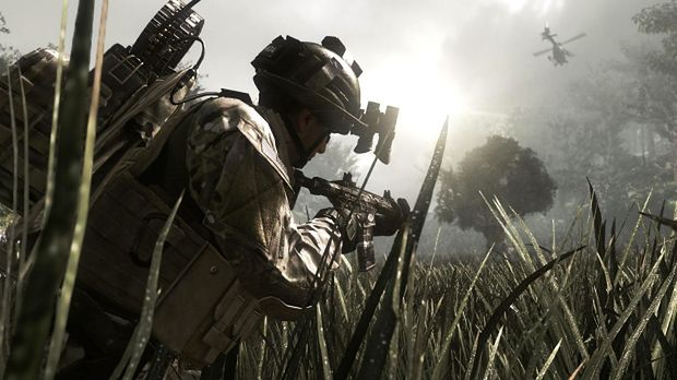 Call of Duty: Ghosts z trybem Squads