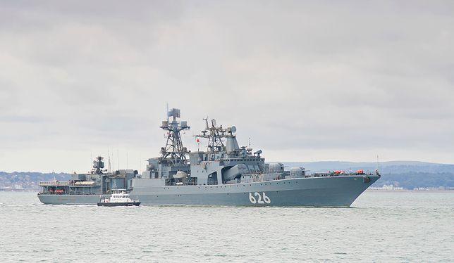 Rosyjska flota nie będzie dłużej stacjonować w syryjskim Tartus