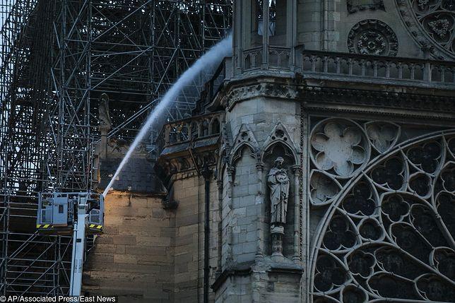 Notre Dame. Koszmarny pożar