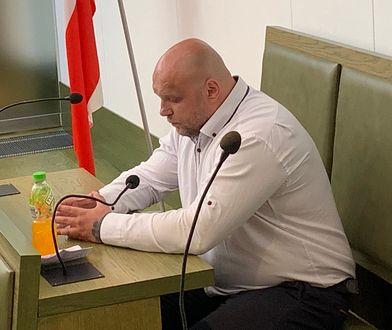 Arkadiusz Kraska w Sądzie Najwyższym