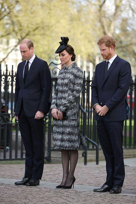 Londyn pogrążony w smutku