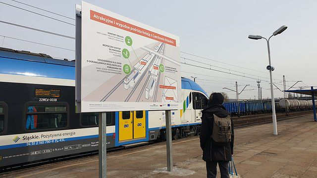 Śląskie. Od 14 marca pojedziemy pociągiem z Czechowic Dziedzic do Zebrzydowic.