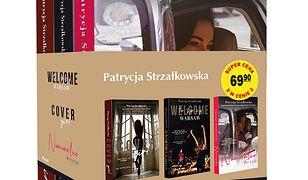 Pakiet: Welcome to spicy Warsaw / Cover Girl / Niemoralne decyzje