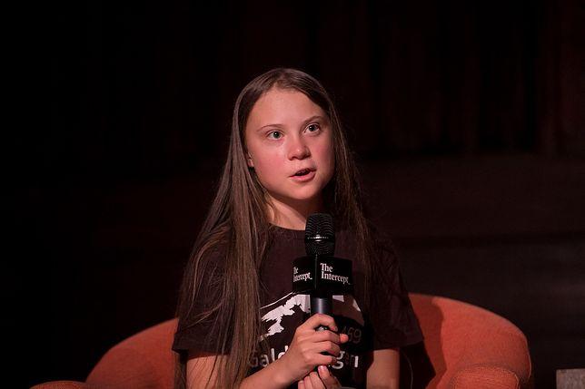 """Greta Thunberg odpowiada ministrowi z USA. """"Nie trzeba mieć dyplomu ukończenia studiów"""""""