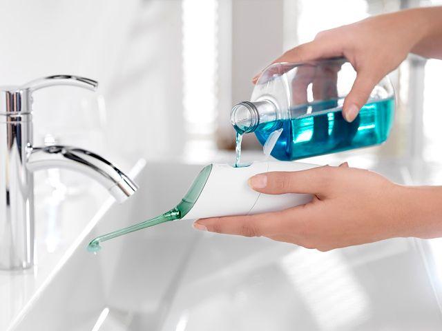Philips Sonicare AirFloss - nowy sposób czyszczenia zębów