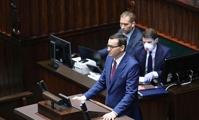 Koronawirus w Polsce. Mateusz Morawiecki pojawi się w Sejmie