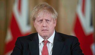 Koronawirus w Wielkiej Brytanii. Boris Johnson w szpitalu.