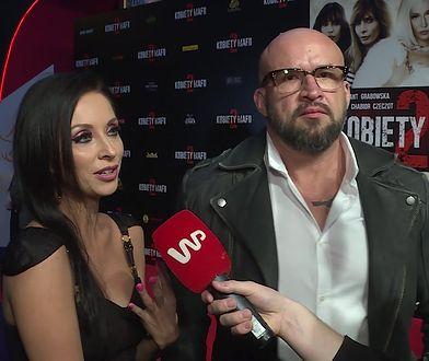"""Żona Oświecińskiego chwali jego talent: """"Jest prawdziwym aktorem"""""""