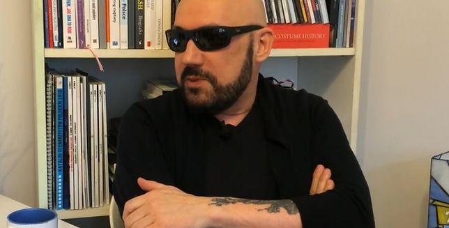 Grzegorz Skawiński o samotności, narkotykach i śmierci