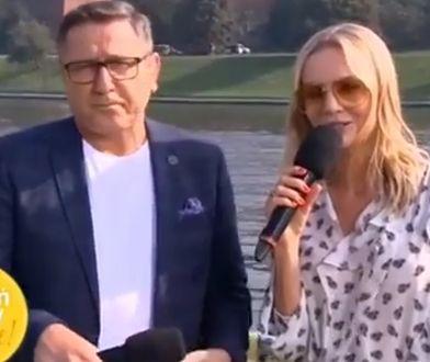Andrzej Sołtysik i Agnieszka Woźniak-Starak