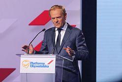Koziński: Donald Tusk radykalny. Ostre metafory jako metoda odbudowania sondaży PO. Skuteczna? [OPINIA]