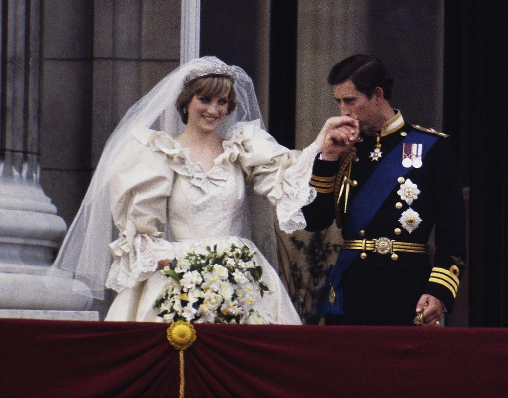 Diana i Karol pobrali się 29 lipca 1981