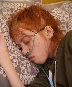 Patrycja walczy z mukowiscydozą. Miesiąc temu ta sama choroba zabrała jej siostrę