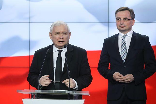 Wybory parlamentarne umocniły pozycję Zbigniewa Ziobry