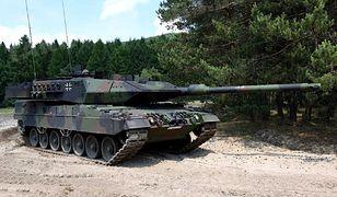 Niemcy jak USA i Izrael. Czołgi Leopard 2 otrzymają aktywny pancerz Trophy