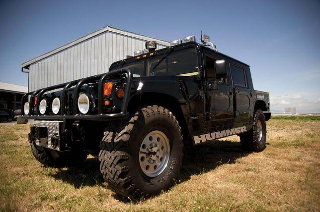 Hummer H1 Tupaca.