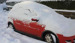 Zima sparaliżowała słowackie drogi